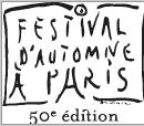 avec le Festival d'Automne à Paris